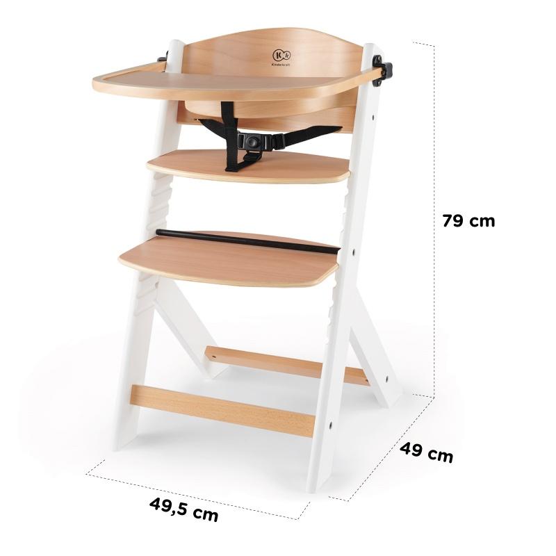 dimensions de la chaise enock