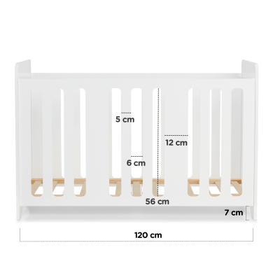 KinderKraft Stello - lit  solide et conforme aux normes de sécurité