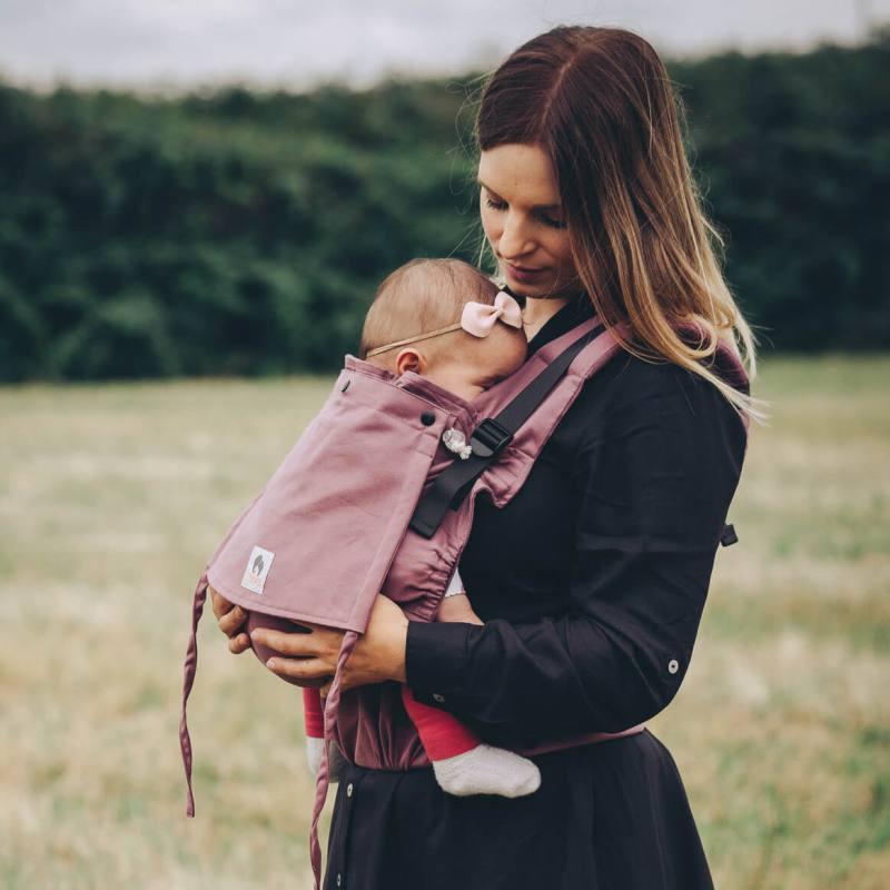 Limas Flex Blush porte-bébé physiologique dès la naissance