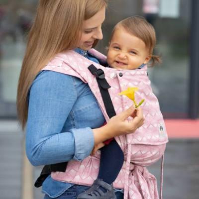 limas plus sunshine porte bebe physiologique