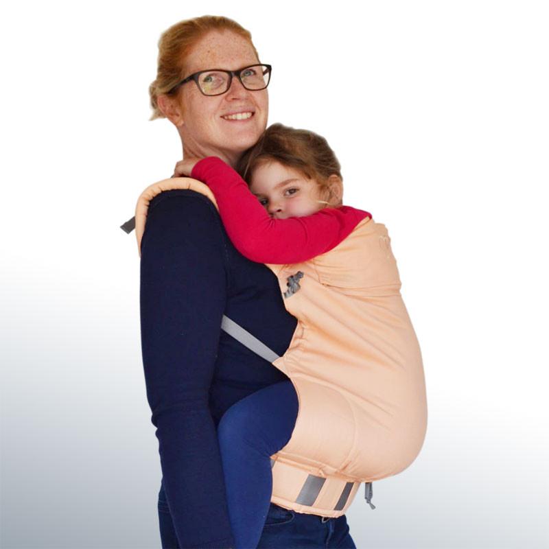 porte-bébé preschool p4 abricot lla