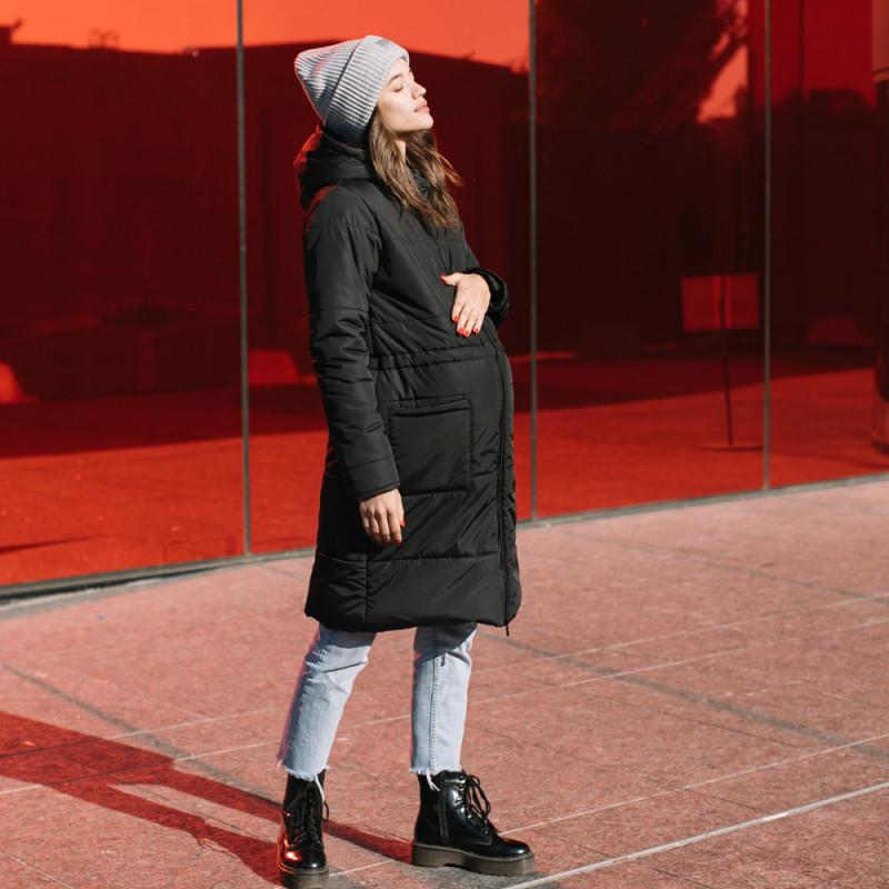 Love and Carry manteau de portage V2 Noir