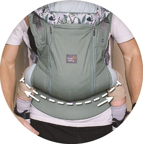 love-and-carry-air-x-réglage-assise-largeur