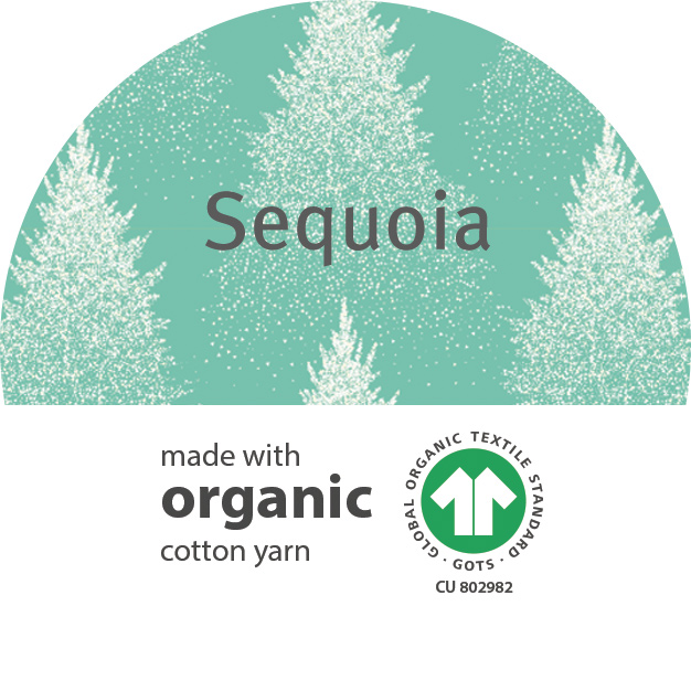 LOve And Carry One + Cool Sequoia Certification GOTS