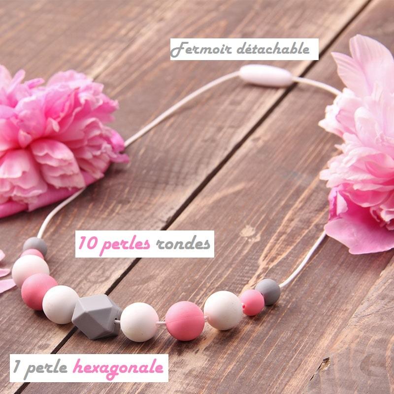 Love and Carry Collier d'allaitement Magnolia caractéristiques