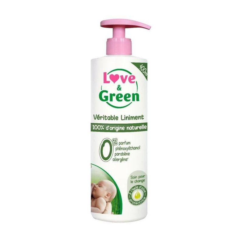 Love and Green liniment