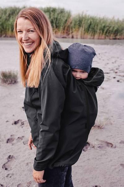 Veste de portage avec insert pour le dos