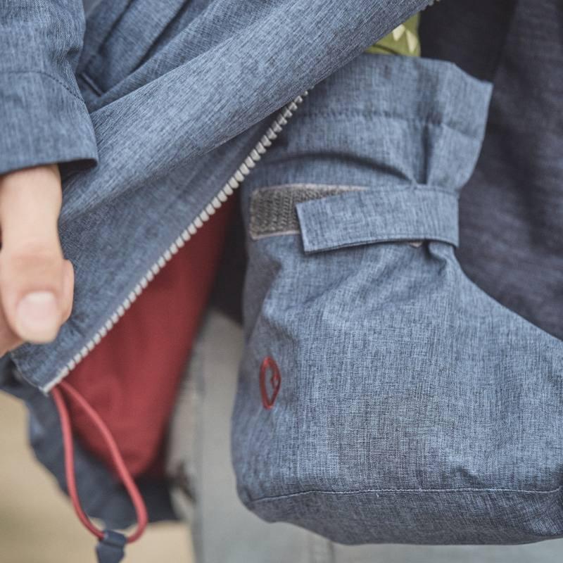 chaussons de portage