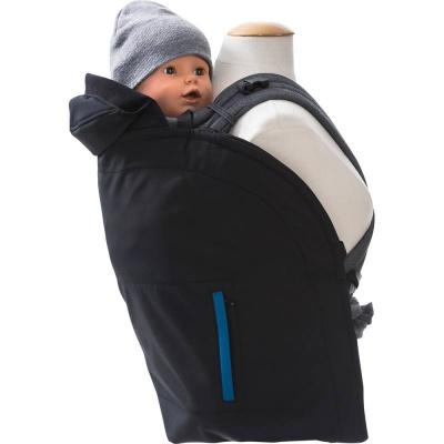 portage arrière porte-bébé
