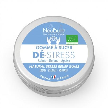 gommes à sucer Néobulle Dé-Stress
