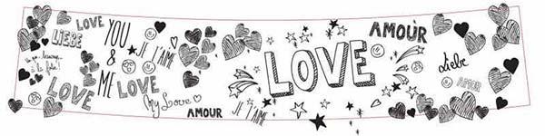 Décor Love pour diffuseur Néobule Milia