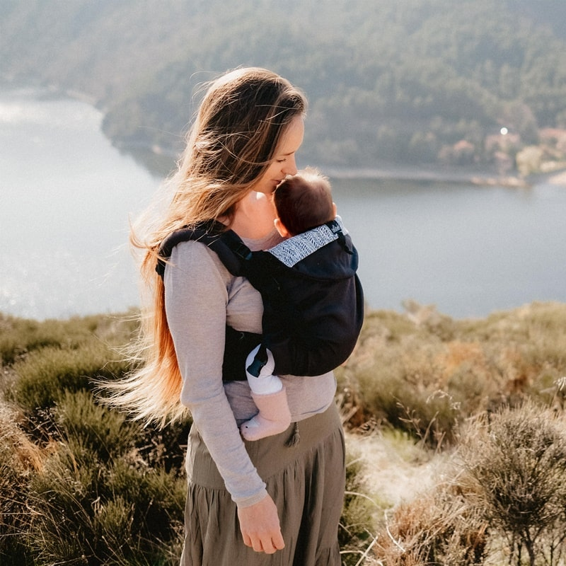 Néobulle Néo+ Ebene porte-bébé physiologique évolutif