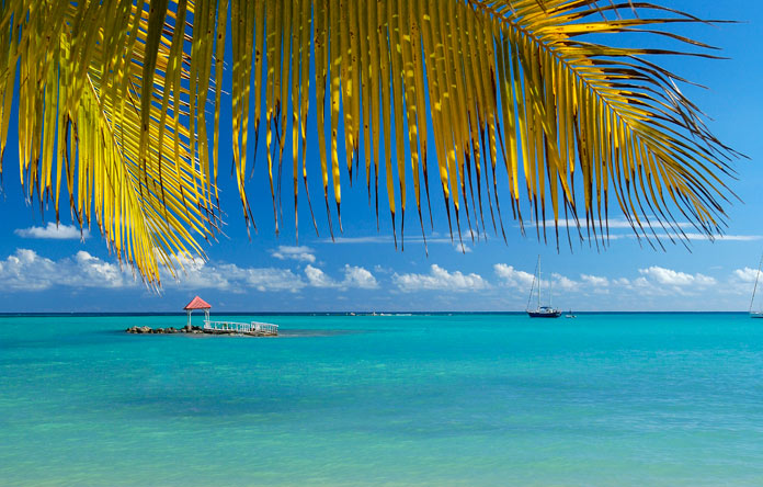 Bleu Lagon Sling My Sling Neobulle Guadeloupe