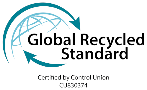 Logo label GRS Global Recycled Standard
