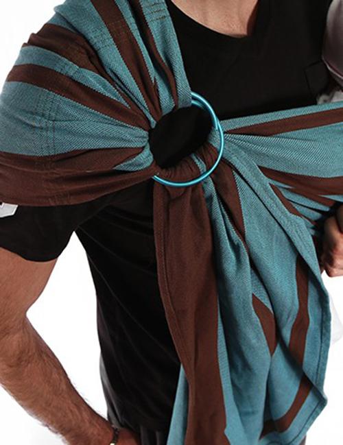 sling néo sling néobulle portage assymétrique