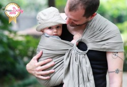 Echarpe ring sling Ling ling d'amour