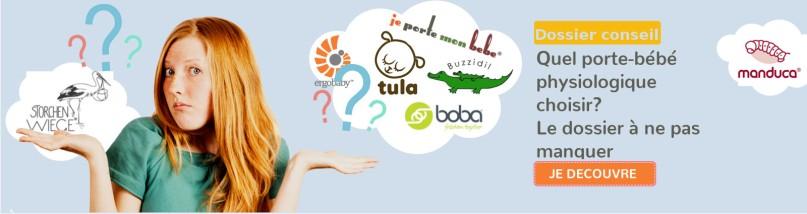 Comment bien choisir son porte-bébé 2016: trucs astuces pour pas vous tromper