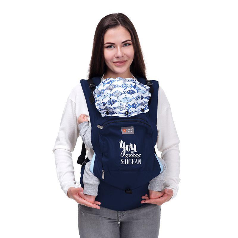 Porte-bébé love and carry Air