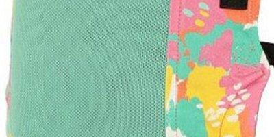 Tula porte-bébé Free-to-grow coast paint palette
