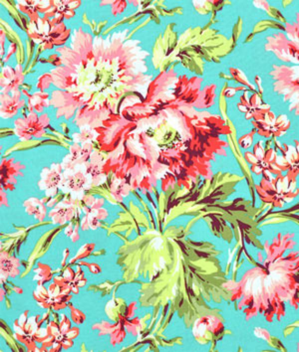 Motifs du Bliss Bouquet Tula standard