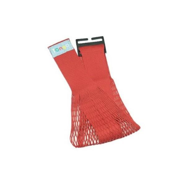 Porte bébé Physiologique Tonga Fit Rouge Réglable