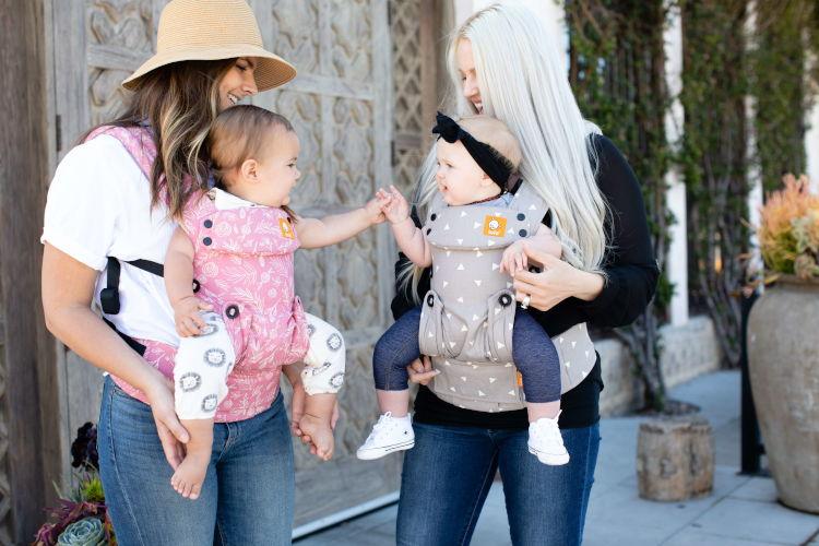 Tula Explore porte-bébé physiologique
