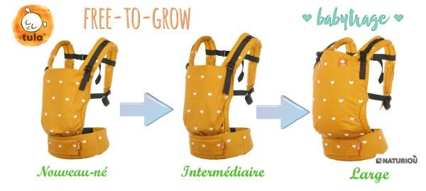 Tula Free To Grow porte-bébé
