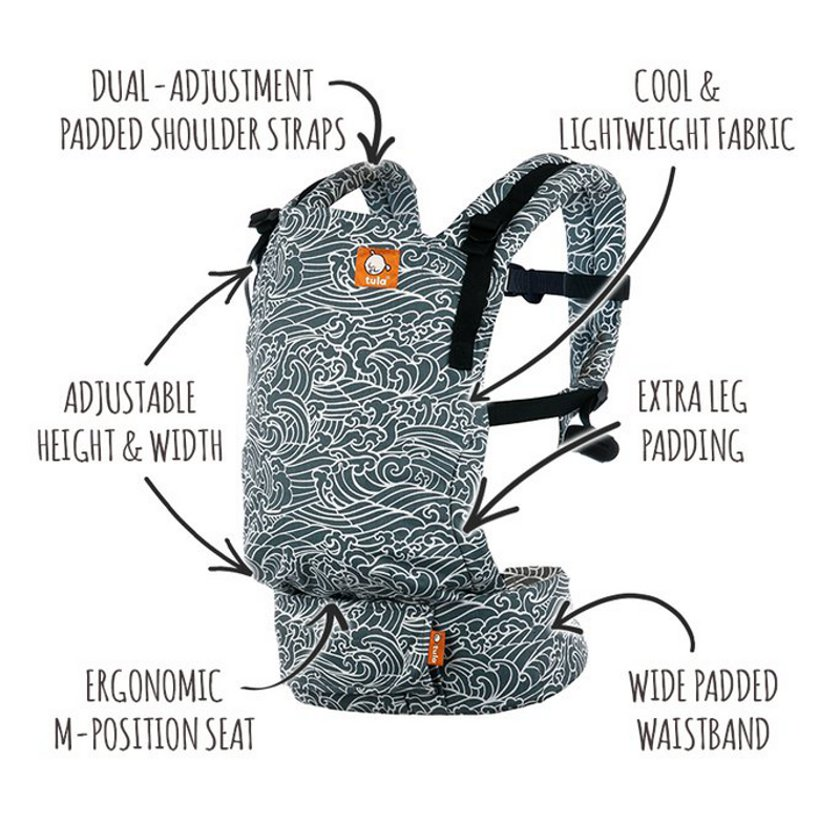 Splash baby carrier porte-bébé