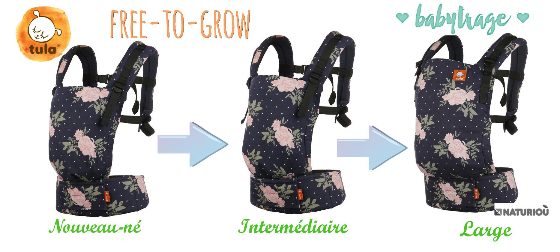 Porte-bébé Free to Grow Blosssom