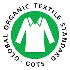 Buzzidil 100% coton bio organic certifié GOTS