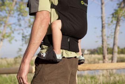 Porte-bébé Boba 3G ergonomique montenegro