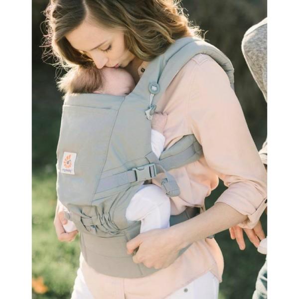 Ergobaby Adapt Gris porte-bébé taille standard