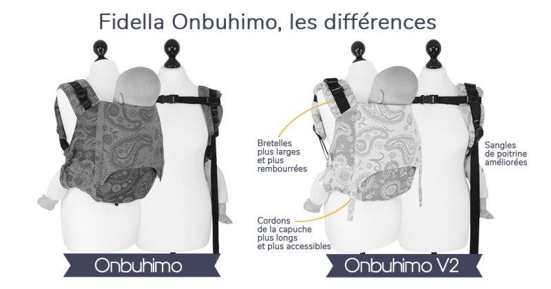 Fidella Onbuhimo différences entre V1 et V2