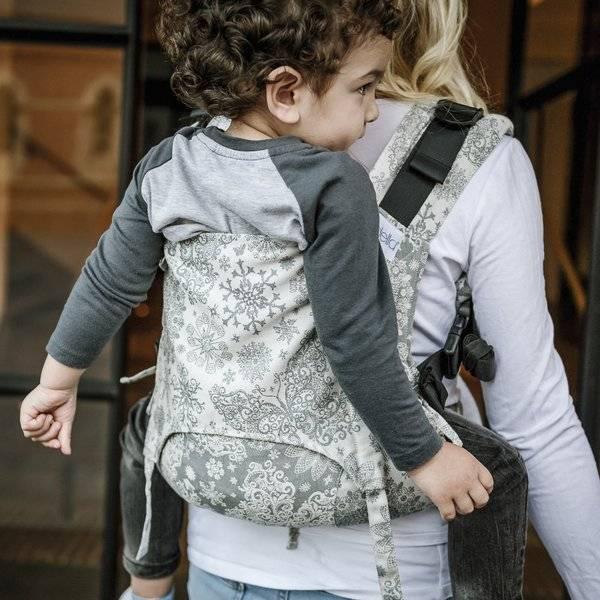2 Ans Env. Fidella Fusion porte-bébé-Adapté de 3 mois