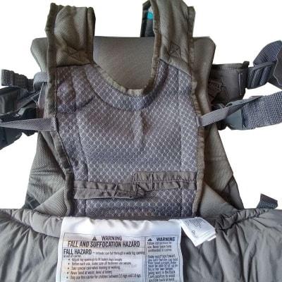 Carry On Infantino sécurité système anti-chute