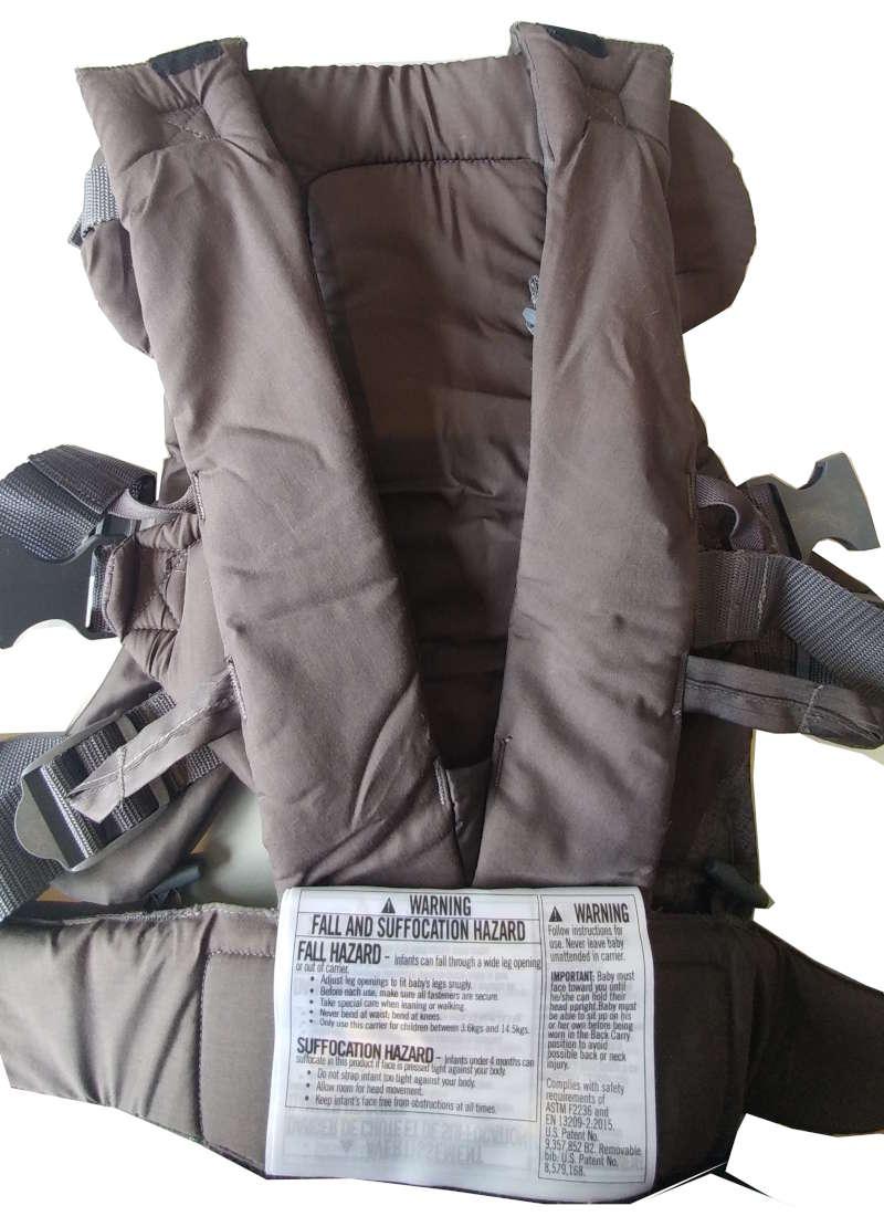 Infantino Flip Advanced position de sécurité