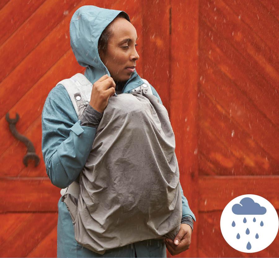 Infantino In Season 5 Layer. pluie neige et grad froid